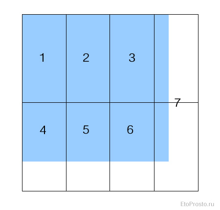 The Number Of Tiles Per Square Meter Area Of A Single Tile