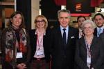 Выставку MosBuild посетил почетный гость - посол Испании в России