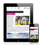 Приложение CERSAIE'12 для iPad, iPhone и Android от Tiles of Spain