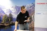 Citta della Posa - мастер-класс по укладке плитки на выставке Cersaie 2012