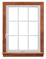 Про пластиковые и деревянные окна