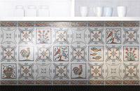 Римская коллекция Kerama Marazzi: Монтерано, Равенна, Флора, Капелла, Диана, Новелла