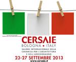 23 сентября открывается выставка Cersaie 2013
