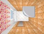 Профессиональная раскладка плитки – 3D визуализация
