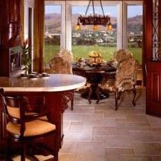 Гостиная с роскошным видом