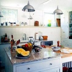 Дизайн практичной кухни