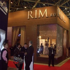 Rim.ru booth at Mosvuild