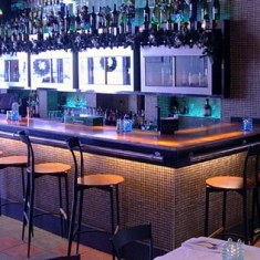 Дизайн барной стойке