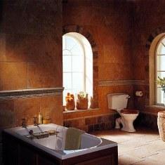 Исторический дизайн ванной комнаты