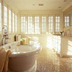 Когда в ванной одни окна