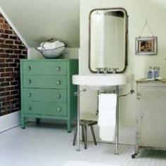 Чердачная ванная
