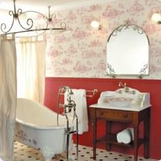 Дамская ванная комната