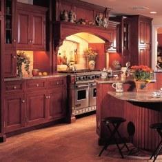 Кухня в загородном доме. Никаких компромиссов