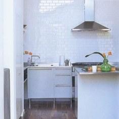 Минималистский дизайн кухни