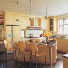 Дизайн кухни в стиле гостиницы Novotel