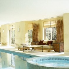 Дизайн внутреннего бассейна для дома