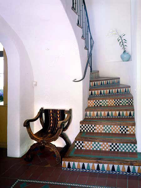 Веселая лестница