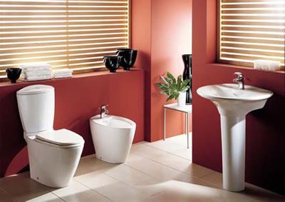 Дизайн гостевой ванной комнаты