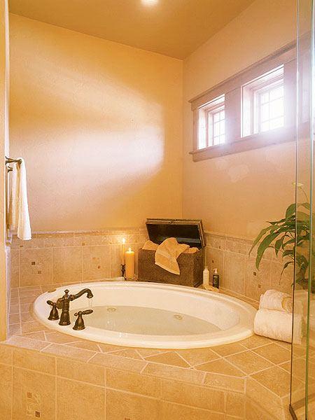Дизайн ванны с гидромассажем