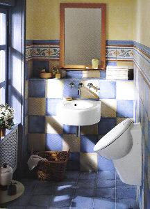 Еще один дизайн ванной комнаты от Villeroy&Boch