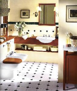 Дизайн ванной комнаты от Villeroy&Bosh