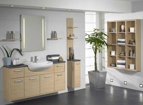 Дизайн ванной комнаты а-ля Ikea