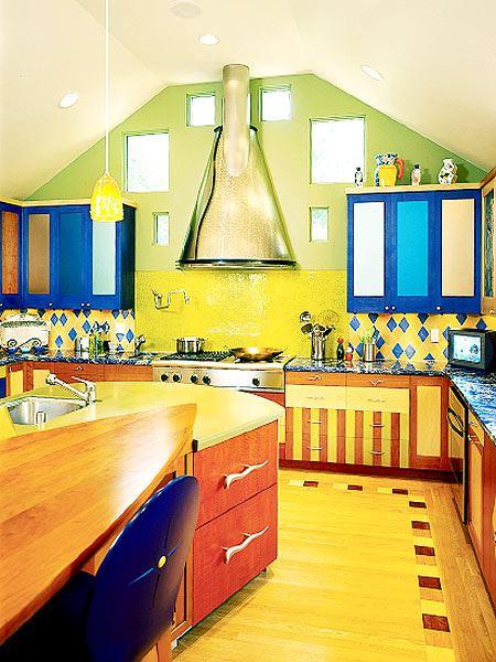 Авторский дизайн кухни