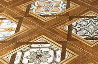 Плитка Aparici Kingdom - три варианта плитки под дерево с пэчворком