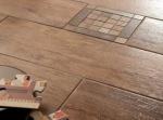 Плитка METALWOOD RONDINE Италия интерьерный керамогранит под доску