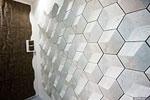 Плитка ромб, Помпеи и новые коллекции керамической плитки 3D