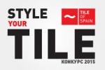 Конкурс STYLE YOUR TILE от Tile of Spain