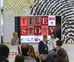 Награждение победителей конкурса Tile Story на стенде Tile of Spain