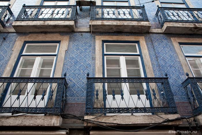 Azulejo потугальская плитка