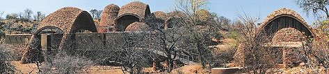 Mapungubwe Interpretation Centre в ЮАР