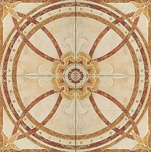 Розон из плитки Imola