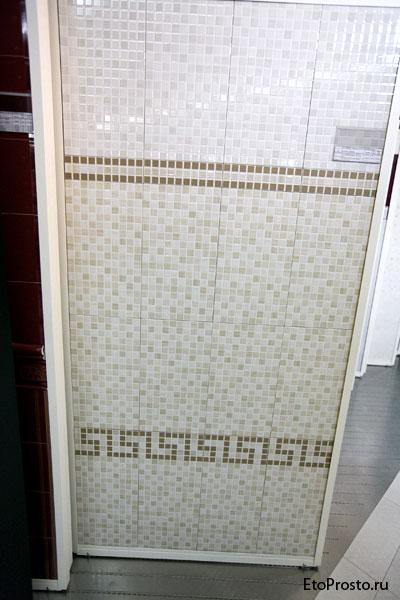 Плитка под мозаику продается в магазине
