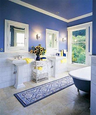Дизайн ванной комнаты. Экономим на ремонте