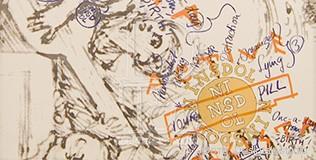 Плитка, созданная Vivienne Westwood для дизайнеров Refin