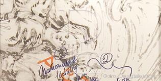 Панно, созданное Vivienne Westwood для Refin